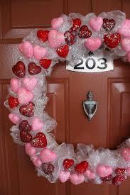 Valentine S Day Store Decor by Best 25 Valentine Wreath Ideas On Pinterest Diy Valentine