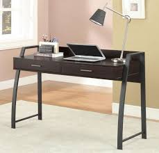 Laptop Desk For Small Spaces Narrow Computer Desk With Shelves Table For Sale Reception