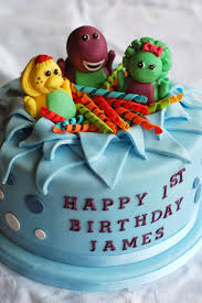 barney birthday cake barney cake afternoon crumbs