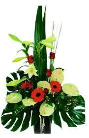 Modern Flower Vase Arrangements Florists Bendigo Flowers Delivery Bendigo Delivering Flowers
