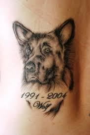 50 dog tattoo ideas tattoofanblog