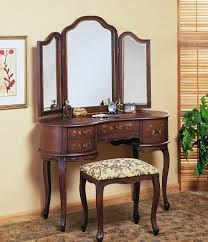 ceiling charming vanity table with mirror for home furniture