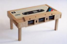 cassette tape coffee table for sale 15 amazingly cool coffee table ideas for your living room