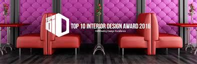 squarefoot winners of top 10 interior design award 2016