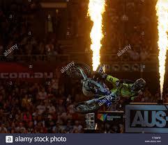 australian freestyle motocross riders sydney olympic park sydney australia 28th nov 2015 the aus x