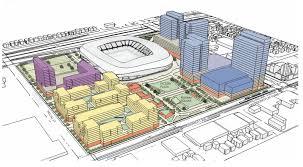stadium floor plans st paul eyes shopping mall partnership near mn united stadium