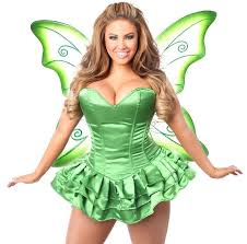 Corset Halloween Costumes Size Size Satin Sprite Costume Corset Butterfly Fairy Size