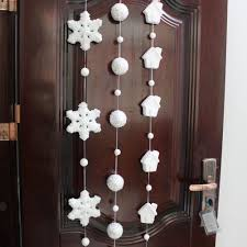 Christmas Window Decorations by Popular Foam Window Christmas Decorations Buy Cheap Foam Window