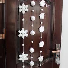 Christmas Window Decorations by Popular Foam Window Christmas Decorations Buy Cheap Foam Window