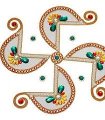 Swastik Decoration Pictures 28 Best Rangoli Designs For Diwali Images On Pinterest Diwali