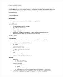 How To Create A Federal Resume Resume In Text Format How To Create A Plain Text Ascii Resume