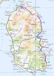 World Of Ice And Fire Map by Isle Of Arran Wikipedia
