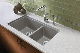 Sinks Single Bowl Drop In Granite Composite Sink Titanium - White composite kitchen sinks
