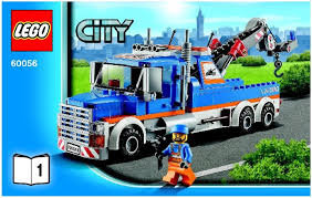 truck instructions tow truck instructions 60056 city