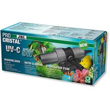 Uv L Aquarium Jbl Procristal Uv C 5w