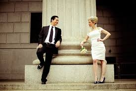 ny city wedding real new york wedding raul at city merci new