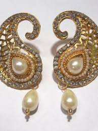 earring design gold earrings for earrings designs online zipker