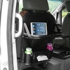 siege auto pliant sac rangement de siège arrière auto pliant porte bouteille