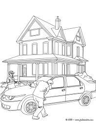 coloriages accident de voiture à colorier fr hellokids com