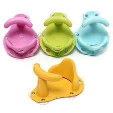 siège baignoire bébé 4 couleurs baignoire bébé anneau siège enfants en bas âge