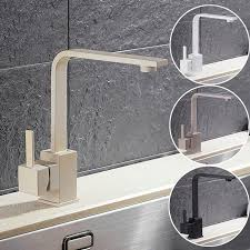 wholesale kitchen faucets wholesale newly white quartz kitchen faucets 360 swivel mixer tap