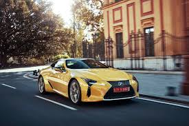 lexus coupe drop top first drive 2018 lexus lc 500 and 500h automobile magazine