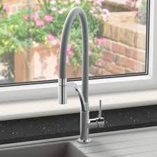 Designer Kitchen Tap The Bluci Arco Pull Out Hose Professional Designer Kitchen Tap Is