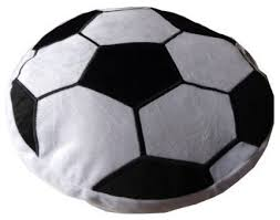 Soccer Comforter Soccer Ball Plush Pillow Modern Kids Bedding By Fun Rooms