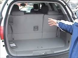 chevrolet traverse 7 seater how to fold the rear seats down in a chevy traverse don hattan