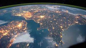 how fast does the space station travel images The view from space earth 39 s countries and coastlines jpg