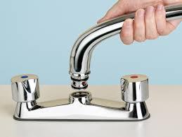 How To Change A Kitchen Faucet Faucet Design How To Change Kitchen Faucet Repair Faucets Diy