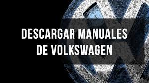 descargar manuales de volkswagen en pdf gratis youtube