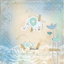 Invitation Card Stock Baby Shower Invitation Card Royalty Free Cliparts Vectors And