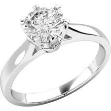 inel de logodna aur alb inel logodna model rd537w