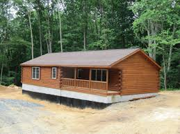 frontier certified modular cabin welcome to north country