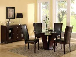 casual dining room ideas rattan chair rectangular dining table