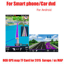 usa map gps gps maps 8g tf card sygic 2016 map for android car gps navigation