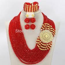 beads wedding necklace images Splendid nigerian wedding beads jewellery set choker necklace set jpg