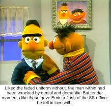 Ernie Meme - 28 dark and disturbing bertstrips memes smosh
