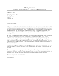 Proper Form Of Business Letter by Resume Writing Cover Letter Proper Format Of A Resume Writing And