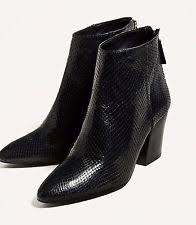 s heeled boots uk zara ankle boot shoes for ebay