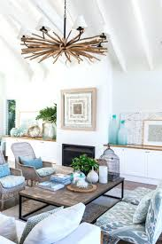 cottage dining room ideas chandeliers currey beachhouse chandelier beach cottage dining