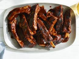 best barbecue ribs ever recipe barbecue ribs katie lee and