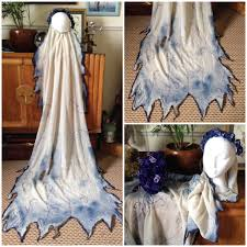 corpse bride wedding dress 1940 u0027s pin up entertainer kitten von mew