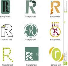 r logo letter r logo royalty free stock images image 32068519
