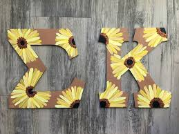 burlap covered letters best 25 sorority letters ideas on pinterest painted sorority