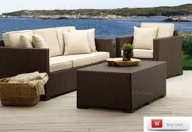 Low Cost Patio Furniture - cheap wicker patio furniture garden of wicker