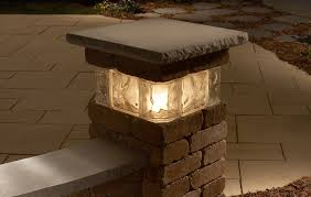 outdoor pillar lights glass new lighting how to connecting