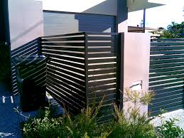 decoration entrancing steel fence panels used metal for
