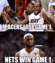 Funny Meme Pictures 2014 - funny meme first round 2014 playoffs nba funny moments